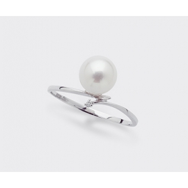 "Anello ""Lady Pearls"""